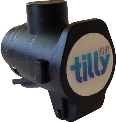 verloopstekker tilly light