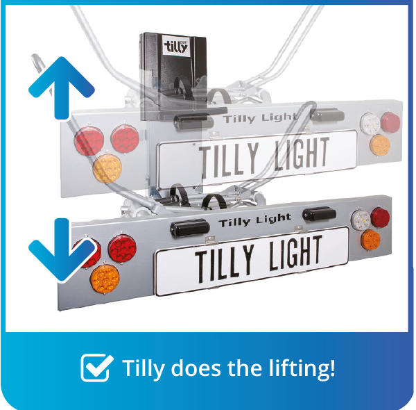 Tilly Light brochure
